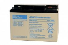 Cell Power CPX 26Ah-12v