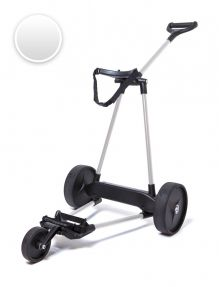 Electrische Golftrolley 3-wiels Wit