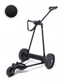 Electrische Golftrolley 3-wiels Zwart